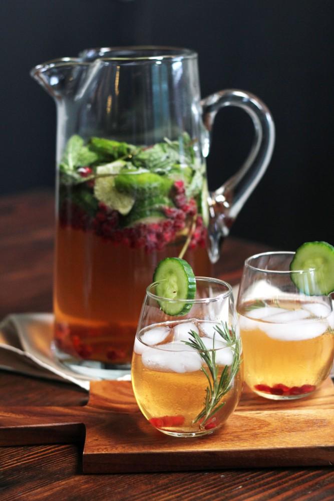 pomegranate tea 3
