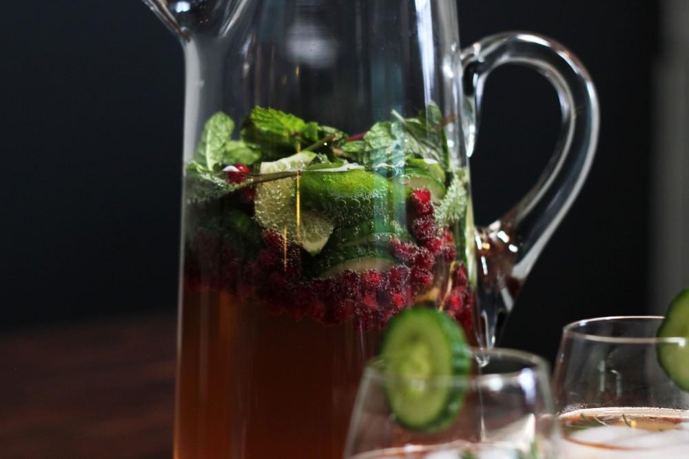 pomegranate tea 4