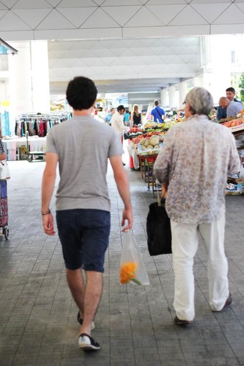 Cinque Terre _walking